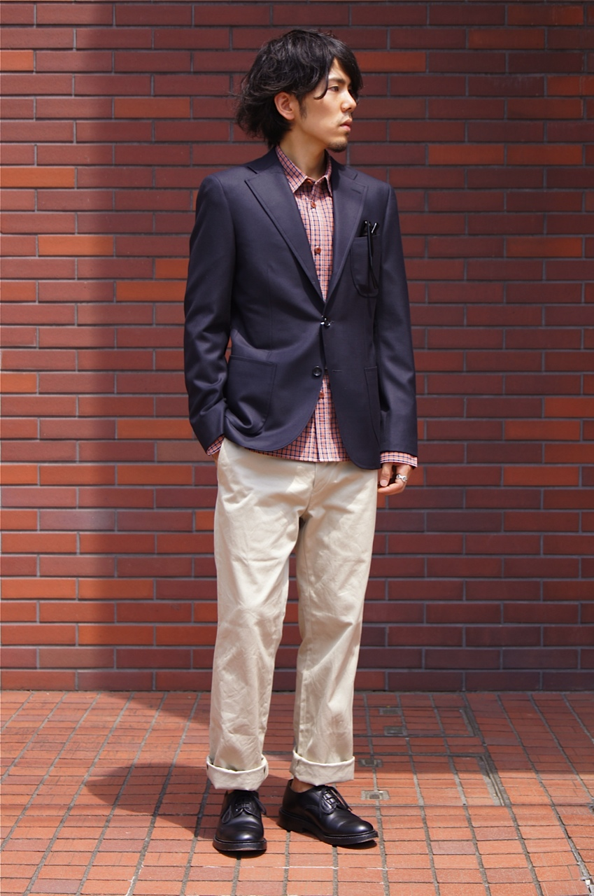 """COMME des GARCONS HOMME\"" Traditional style!!_c0079892_20362418.jpg"