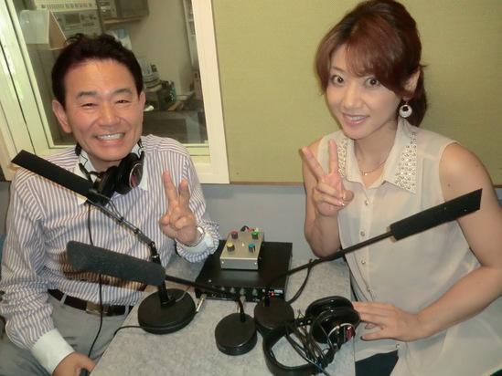 ラジオ日本収録_e0119092_1656119.jpg