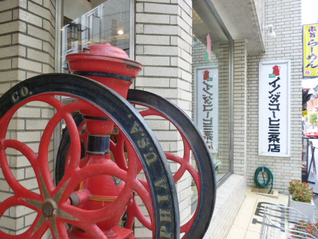 8月の京都は・・・喫茶店でだらだら過ごす_b0210699_2365745.jpg