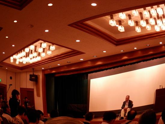 「緑の防波堤の発案者の講演会」に~☆_a0125419_1941435.jpg