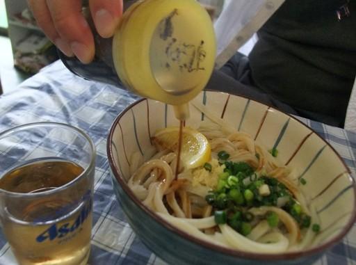 さぬき純生麺 うどんのかわむら _d0246960_2158355.jpg