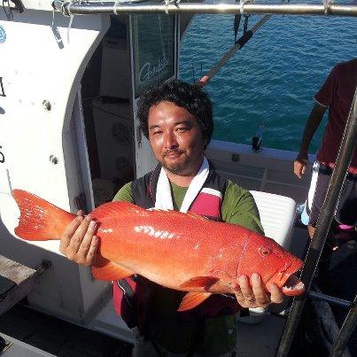 沖縄お魚の旅 その2 ~アカジンミーバイ~ 120810、12_c0237483_16471164.jpg