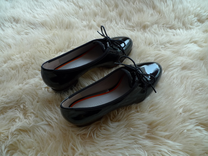 JASON WU TERESE BROGUES SHOES PATENT BLACK 再入荷_f0111683_15205293.jpg