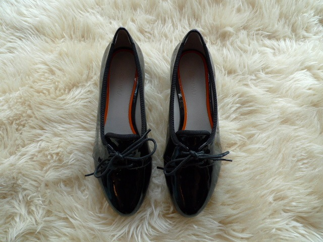 JASON WU TERESE BROGUES SHOES PATENT BLACK 再入荷_f0111683_15205623.jpg
