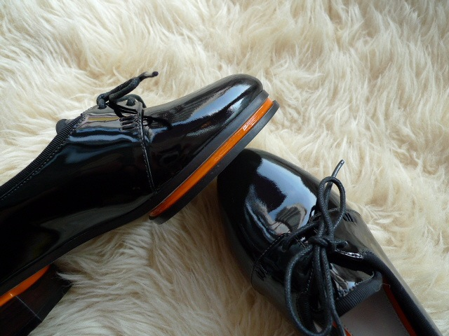 JASON WU TERESE BROGUES SHOES PATENT BLACK 再入荷_f0111683_15214073.jpg