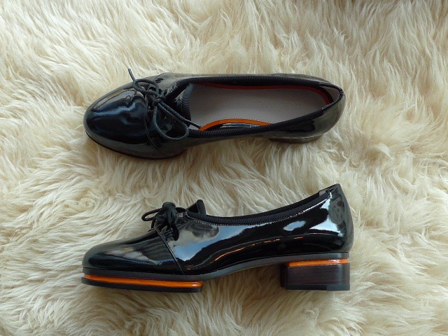 JASON WU TERESE BROGUES SHOES PATENT BLACK 再入荷_f0111683_15214267.jpg