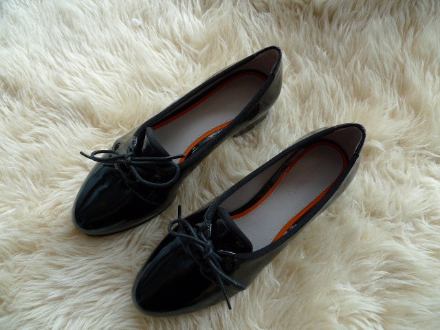 JASON WU TERESE BROGUES SHOES PATENT BLACK 再入荷_f0111683_1521826.jpg
