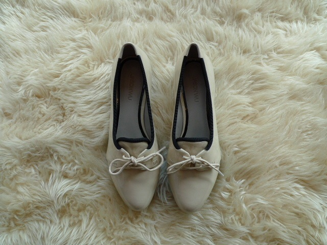 JASON WU TERESE BROGUES SHOES PATENT IVORY 再入荷_f0111683_15323648.jpg