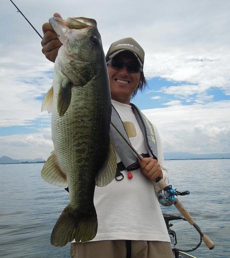 8月15日 琵琶湖ガイド。_f0135385_10555827.jpg
