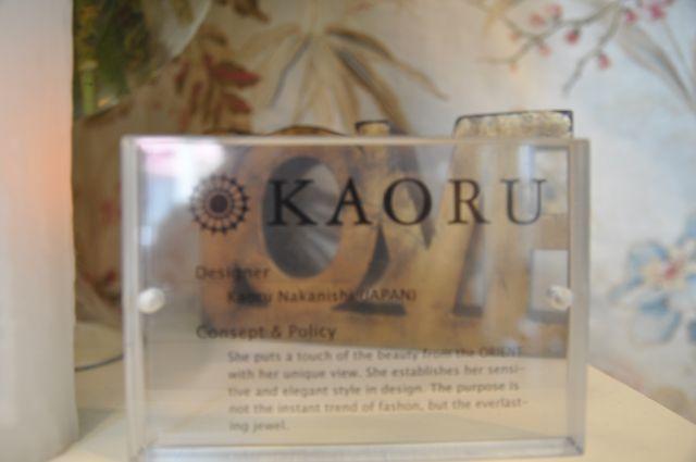 今日 KAORUフェアー 。_b0110586_10395036.jpg