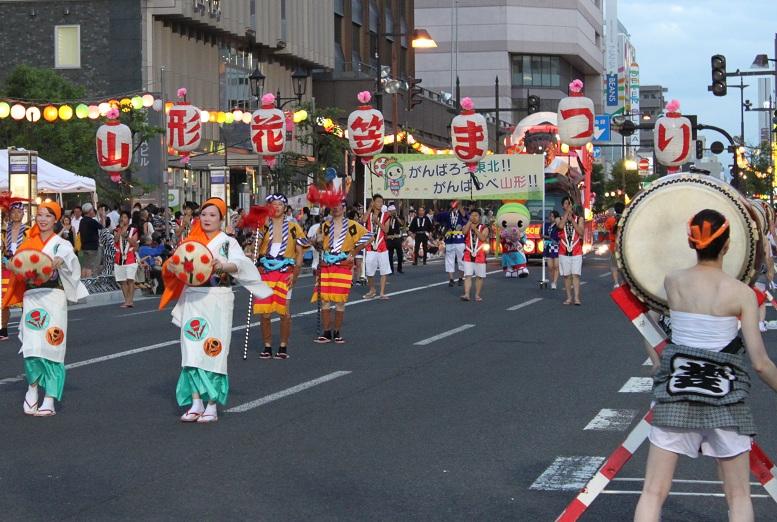 東北の旅2012.8 山形花笠祭り_b0189489_15172178.jpg