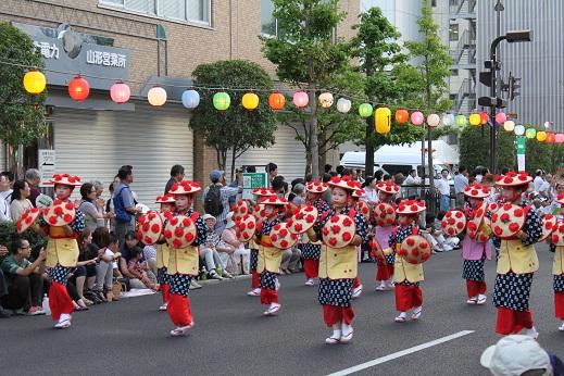 東北の旅2012.8 山形花笠祭り_b0189489_15185189.jpg