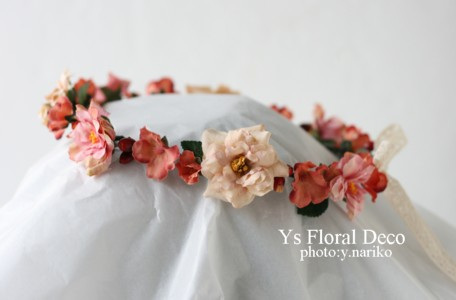 秋の花冠 試作品2種_b0113510_2255121.jpg