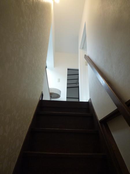 階段のその先に、/tabata・an_c0004024_2481289.jpg