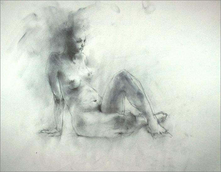 《裸婦素描》_f0159856_15585753.jpg