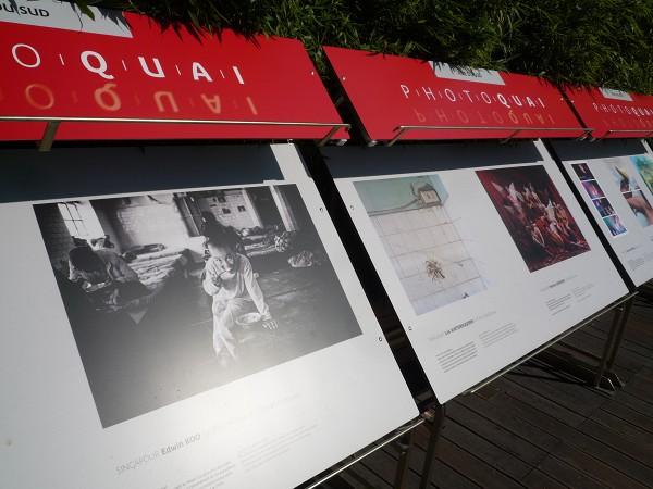 パリ : ケ・ブランリ美術館 Musée du quai Branly の非ヨーロッパ写真家展「フォトケ PHOTOQUAI」_e0152073_12482152.jpg
