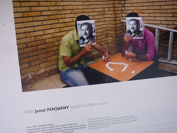 パリ : ケ・ブランリ美術館 Musée du quai Branly の非ヨーロッパ写真家展「フォトケ PHOTOQUAI」_e0152073_12483449.jpg