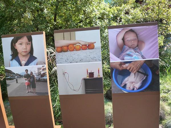 パリ : ケ・ブランリ美術館 Musée du quai Branly の非ヨーロッパ写真家展「フォトケ PHOTOQUAI」_e0152073_1254508.jpg