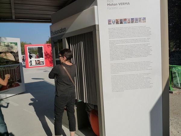 パリ : ケ・ブランリ美術館 Musée du quai Branly の非ヨーロッパ写真家展「フォトケ PHOTOQUAI」_e0152073_12565065.jpg