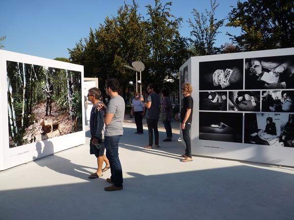 パリ : ケ・ブランリ美術館 Musée du quai Branly の非ヨーロッパ写真家展「フォトケ PHOTOQUAI」_e0152073_1256919.jpg