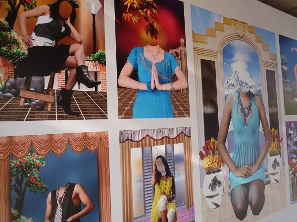 パリ : ケ・ブランリ美術館 Musée du quai Branly の非ヨーロッパ写真家展「フォトケ PHOTOQUAI」_e0152073_12572174.jpg
