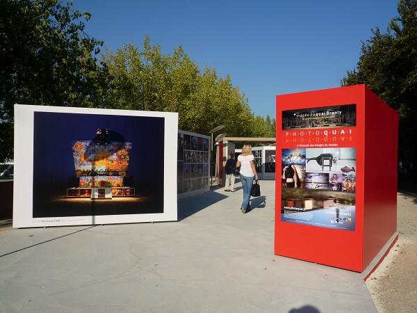 パリ : ケ・ブランリ美術館 Musée du quai Branly の非ヨーロッパ写真家展「フォトケ PHOTOQUAI」_e0152073_1311126.jpg