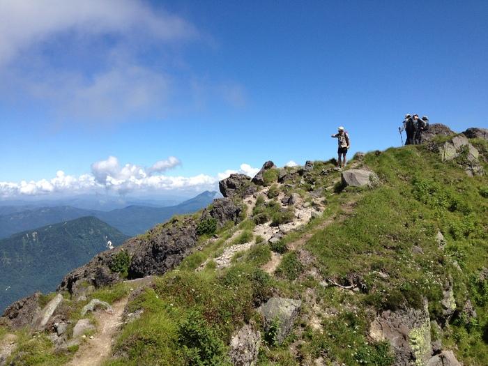 2012.8.4-5 日光白根山へ行く男旅 day2_b0219778_23515823.jpg