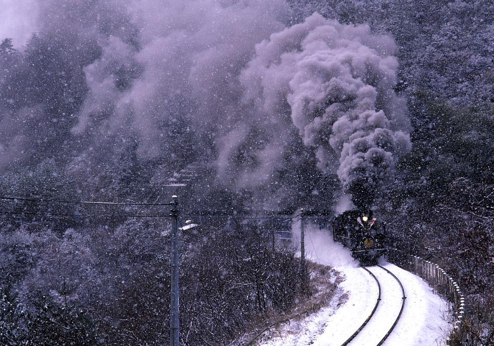 雪の峠道 - 1986年・やまぐち - _b0190710_2337088.jpg