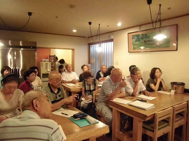 本物の山伏の皆さんが吉原宿に到着 「富士峰修行」_f0141310_816687.jpg