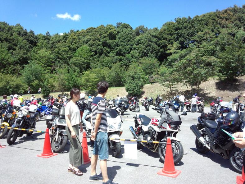 バイクde夏祭り ご来場ありがとうございました☆ _a0169121_14104353.jpg