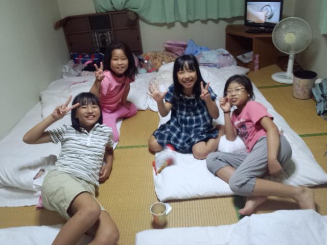 第43回 氷ノ山しらカバ倶楽部 サマーキャンプ初日!_f0101226_23203257.jpg