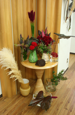 ホロニックさん秋冬の展示会♫_e0149863_0284026.jpg