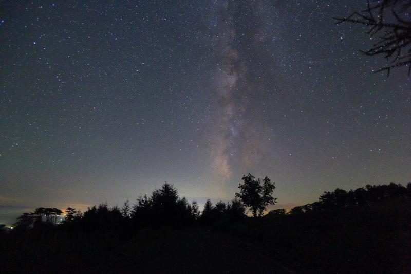 ペルセウス流星群の夜_e0183063_1712551.jpg