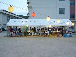 伝統芸能「盆踊り」 野路地区で!_e0175370_15275128.jpg