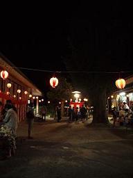 伝統芸能「盆踊り」 野路地区で!_e0175370_15303290.jpg