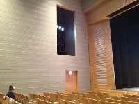 音楽ホール探索4 三鷹芸術文化会館「星のホール」_d0027290_5433710.jpg