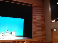 音楽ホール探索4 三鷹芸術文化会館「星のホール」_d0027290_5441464.jpg
