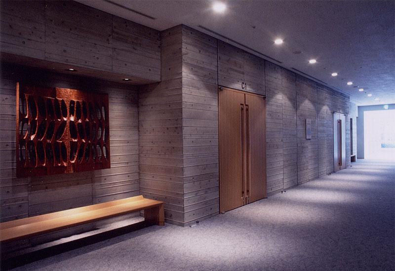 音楽ホール探索4 三鷹芸術文化会館「星のホール」_d0027290_5493338.jpg