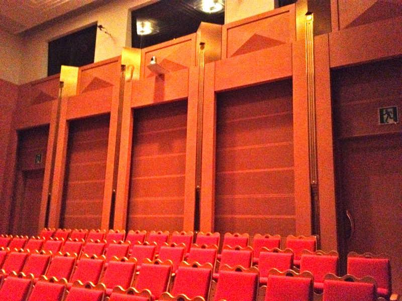 音楽ホール探訪5 墨田トリフォニーホール 小ホール_d0027290_602340.jpg