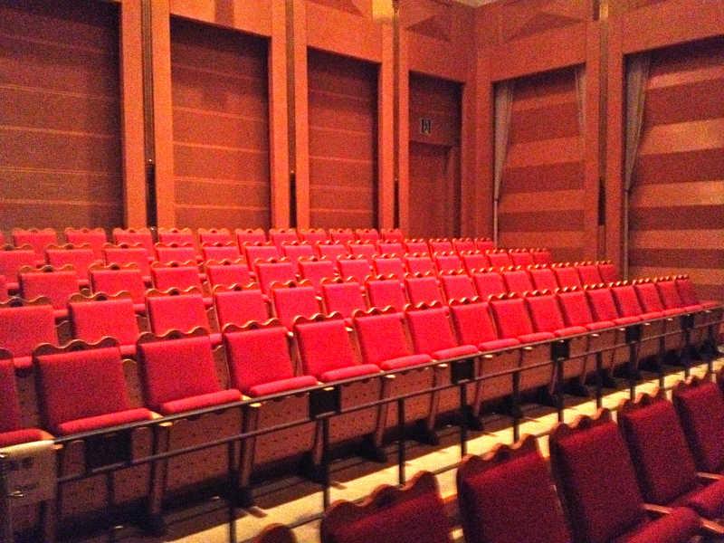 音楽ホール探訪5 墨田トリフォニーホール 小ホール_d0027290_605176.jpg