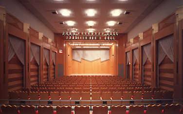 音楽ホール探訪5 墨田トリフォニーホール 小ホール_d0027290_611587.jpg