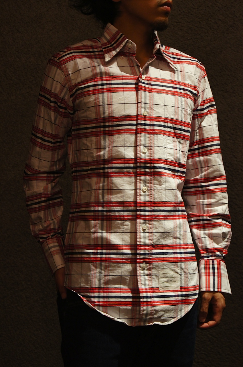 """THOM BROWNE\"" King of SHIRTS._c0079892_20445295.jpg"