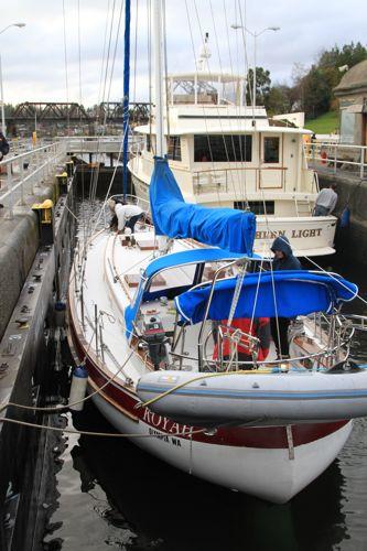Seattle(6)Chittenden Locksチッテンデン水門_d0148902_23133595.jpg