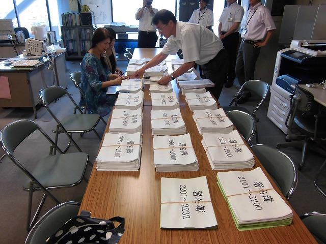 浜岡原発県民投票に向けた富士市分の署名数が確定 「16,933人」_f0141310_7444712.jpg