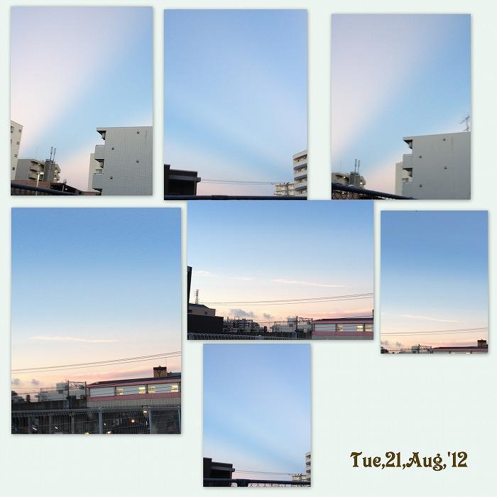 夏の朝焼け_d0147812_9233527.jpg
