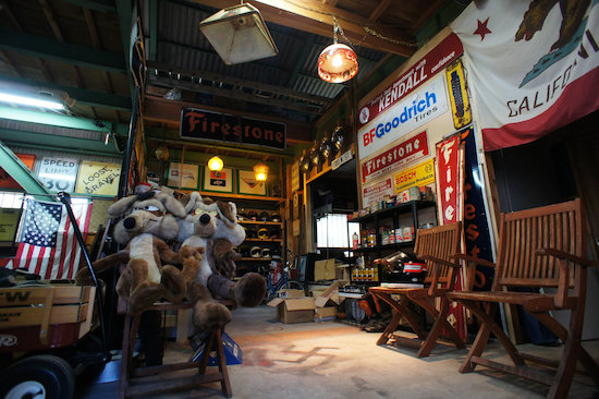 the california garage or die instant death