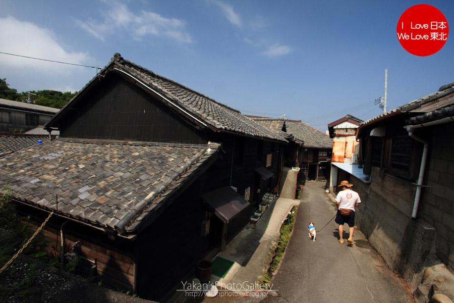 常滑「やきもの散歩道」散策 ~鬼瓦、屋根編~_b0157849_17225197.jpg