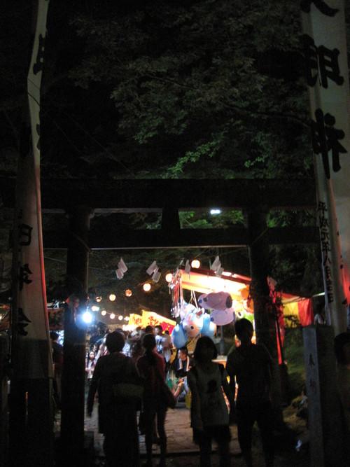 謎のズーチ リカ リカ??@諏訪神社花火大会・2012_f0236260_0301922.jpg