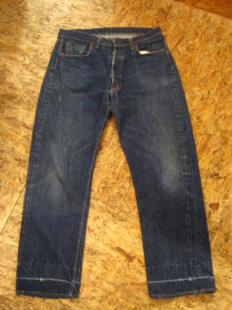 LEVI\'S501XX&Vintage Denim JKT_b0121563_13361699.jpg