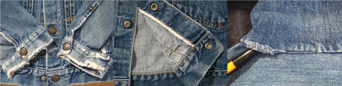 LEVI\'S501XX&Vintage Denim JKT_b0121563_14373857.jpg